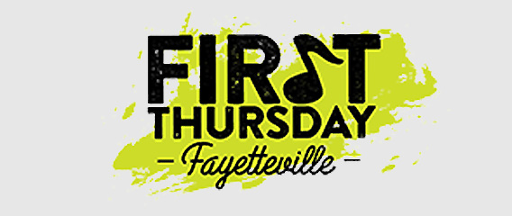 First Thursday Logo Banner