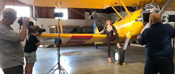 2017 Arkansas Air and Military Museum Session